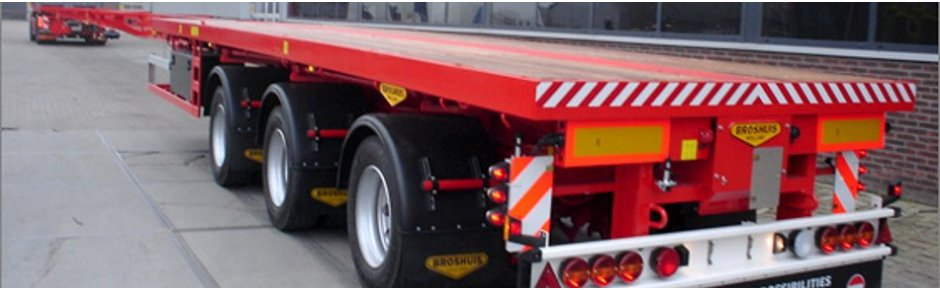 Commercial Trailer Hire Gloucestershire